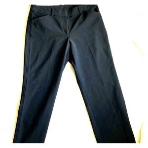 Worthington size 12P black dress pants